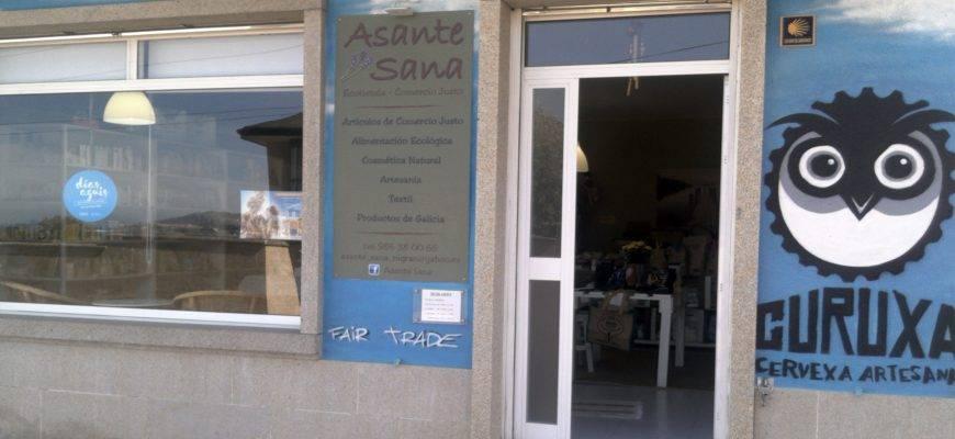 Asante Sana-Tienda Ecológica, comercio justo