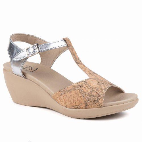 Sandalia Lazos Corcho